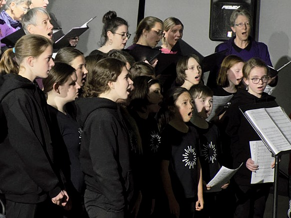 A Chorus of Women Events
